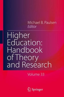 Abbildung von Paulsen | Higher Education: Handbook of Theory and Research | 1st ed. 2018 | 2018 | Published under the Sponsorshi...