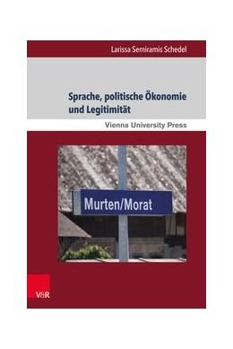 Abbildung von Schedel | Sprache, politische Ökonomie und Legitimität | 2018 | Vermarktung, Management und In...