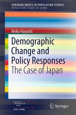 Abbildung von Hayashi   Demographic Change and Policy Responses   1. Auflage   2021   beck-shop.de