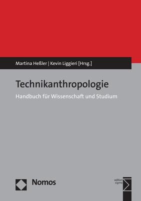 Technikanthropologie | Heßler / Liggieri, 2018 | Buch (Cover)
