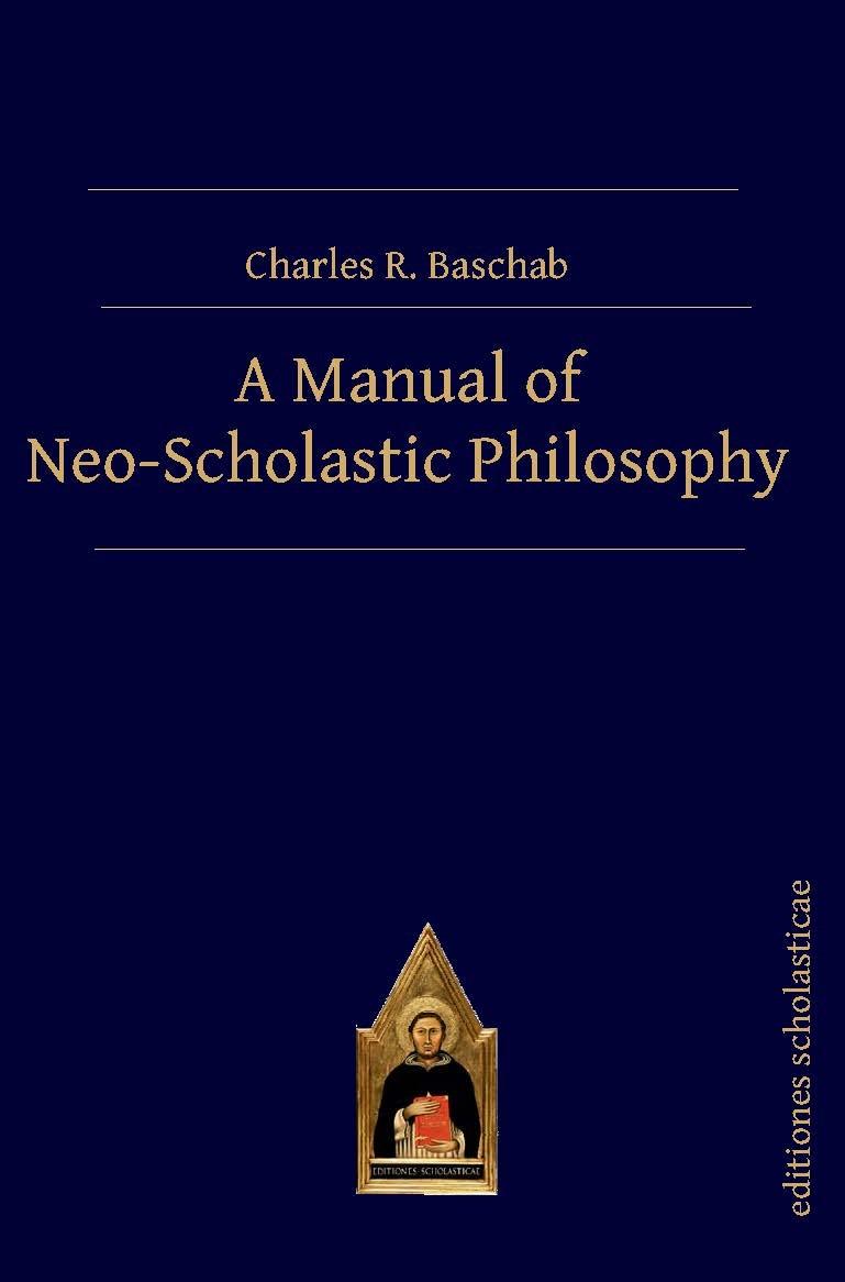 Abbildung von A Manual of Neo-Scholastic Philosophy   2018