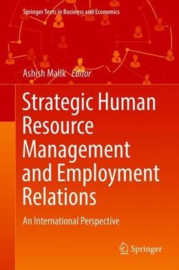 Abbildung von Malik | Strategic Human Resource Management and Employment Relations | 1. Auflage | 2018 | beck-shop.de