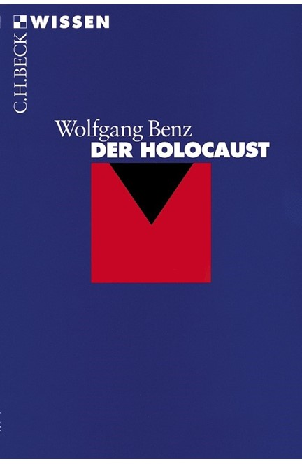 Cover: Wolfgang Benz, Der Holocaust