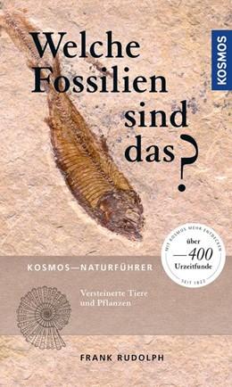 Abbildung von Rudolph | Welche Fossilien sind das? | 1. Auflage | 2018 | beck-shop.de