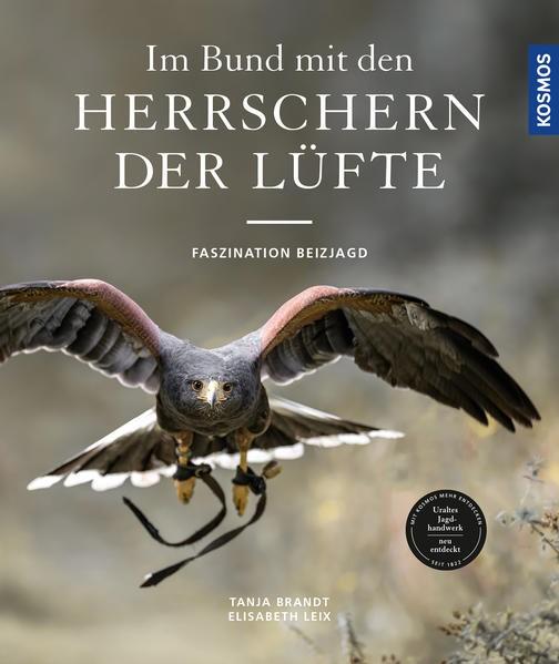 Im Bund mit den Herrschern der Lüfte | Brandt / Leix, 2018 | Buch (Cover)