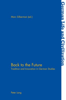 Abbildung von Silberman | Back to the Future | 1. Auflage | 2018 | beck-shop.de