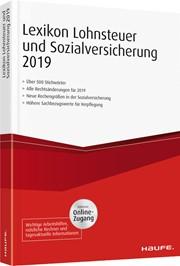 Lexikon Lohnsteuer Und Sozialversicherung 2019 Inkl Online Zugang