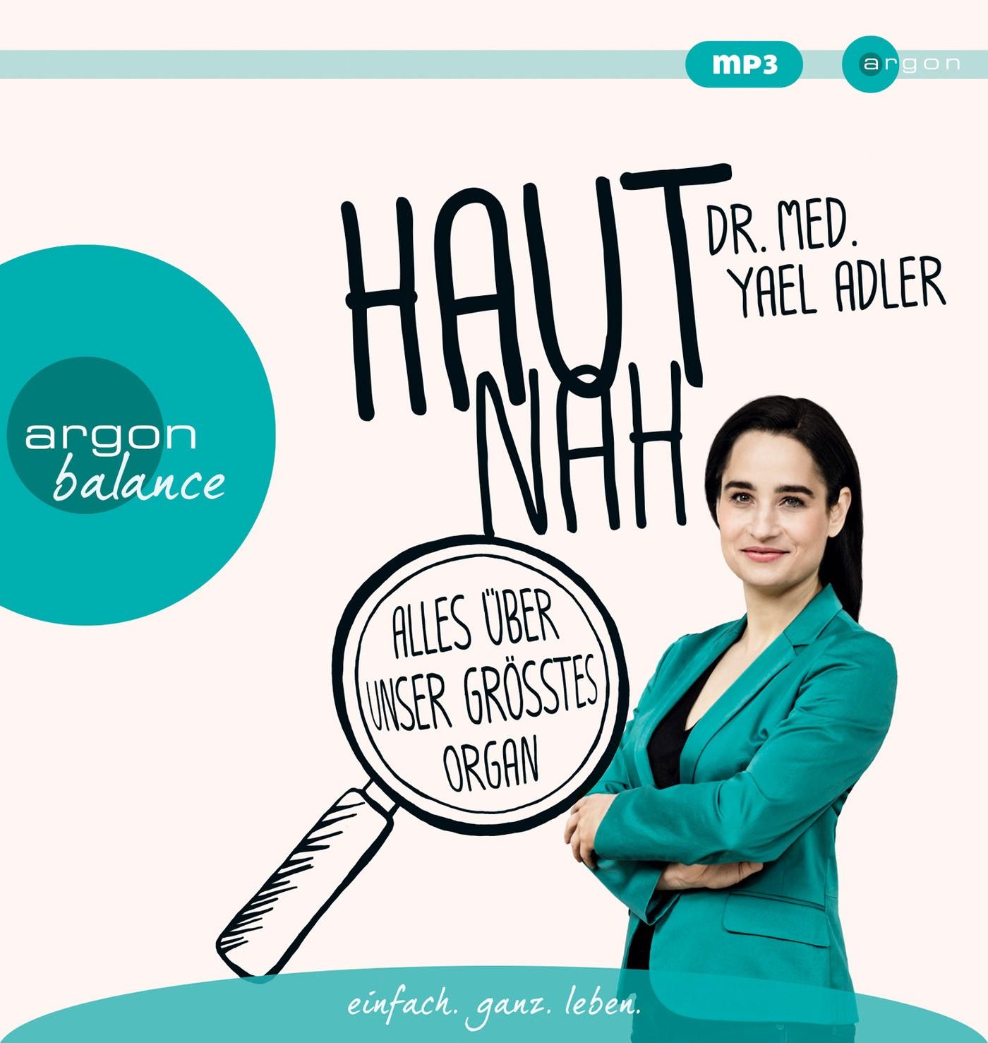 Haut nah | Adler, 2018 (Cover)