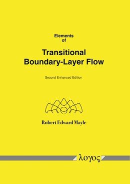Abbildung von Mayle | Elements of Transitional Boundary-Layer Flow | Second Enhanced Edition | 2018