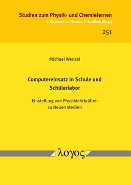 Abbildung von Wenzel   Computereinsatz in Schule und Schülerlabor   2018   Einstellung von Physiklehrkräf...   251