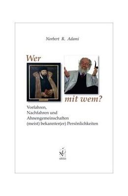 Abbildung von Adami | Wer mit wem? | 1. Auflage | 2018 | beck-shop.de