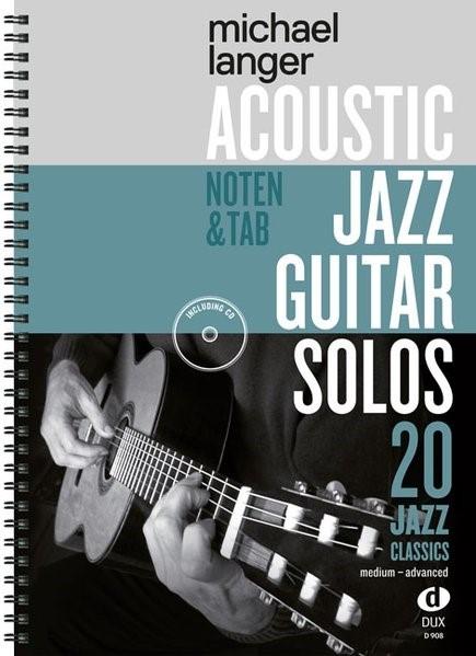 Abbildung von Acoustic Jazz Guitar Solos | 2018