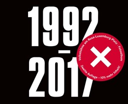 Abbildung von Hegemann / Witt | 1992-2017. Volksbühne am Rosa-Luxemburg-Platz | 1. Auflage | 2018 | beck-shop.de