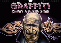 Abbildung von Acme | Graffiti - Kunst aus der Dose II (Wandkalender 2019 DIN A4 quer) | 6. Edition 2018 | 2018 | Graffiti ist Kunst und bedeute...