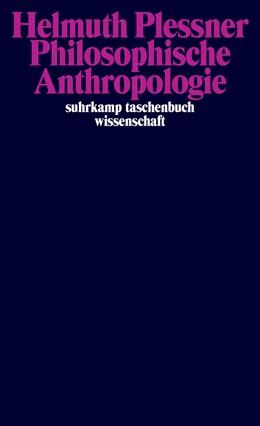 Abbildung von Gruevska / Lessing / Liggieri | Philosophische Anthropologie | 2019 | Göttinger Vorlesung vom Sommer...