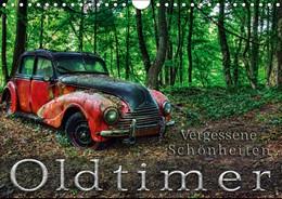 Abbildung von Adams | Oldtimer - Vergessene Schönheiten (Wandkalender 2019 DIN A4 quer) | 6. Edition 2018 | 2018 | Fotografien abgesteller Oldtim...