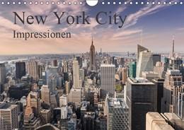 Abbildung von Aatz | New York City Impressionen / Geburtstagskalender (Wandkalender 2019 DIN A4 quer) | 6. Edition 2018 | 2018 | New York City - eine der atemb...