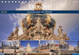 Abbildung von Gierok   Barockes Dresden (Tischkalender 2019 DIN A5 quer)   5. Edition 2018   2018