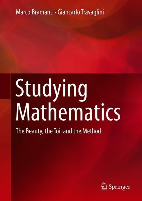 Studying Mathematics | Bramanti / Travaglini | 1st ed. 2018, 2018 | Buch (Cover)