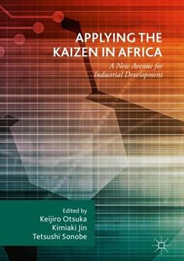 Abbildung von Otsuka / Jin   Applying the Kaizen in Africa   1. Auflage   2018   beck-shop.de