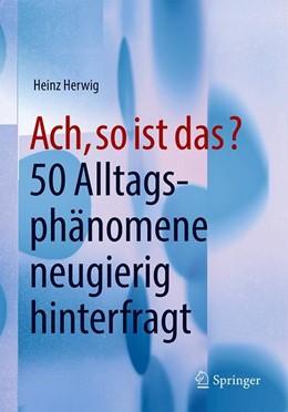 Abbildung von Herwig | Ach, so ist das? | 1. Auflage | 2018 | beck-shop.de