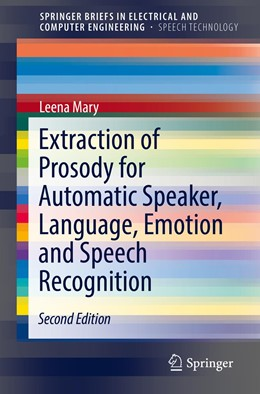 Abbildung von Mary | Extraction of Prosody for Automatic Speaker, Language, Emotion and Speech Recognition | 2nd ed. 2019 | 2018