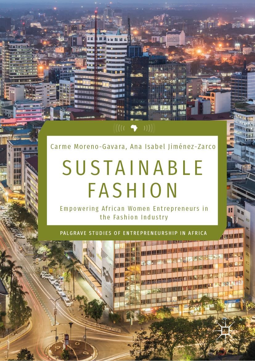 Sustainable Fashion | Moreno-Gavara / Jiménez-Zarco | 1st ed. 2019, 2018 | Buch (Cover)