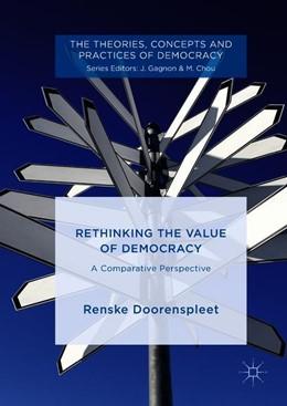 Abbildung von Doorenspleet | Rethinking the Value of Democracy | 1st ed. 2019 | 2018 | A Comparative Perspective