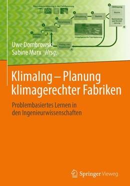 Abbildung von Dombrowski / Marx   KlimaIng - Planung klimagerechter Fabriken   2018   Problembasiertes Lernen in den...