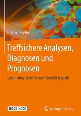 Abbildung von Ruefer | Treffsichere Analysen, Diagnosen und Prognosen | 1. Auflage | 2018 | beck-shop.de