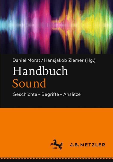 Handbuch Sound | Morat / Ziemer, 2018 | Buch (Cover)