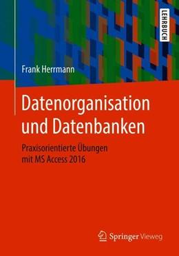 Abbildung von Herrmann   Datenorganisation und Datenbanken   1. Auflage   2018   beck-shop.de