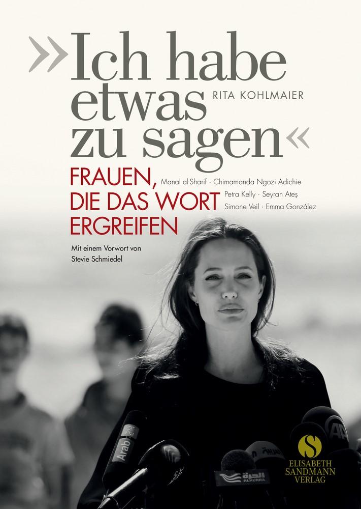 »Ich habe etwas zu sagen«   Kohlmaier, 2018   Buch (Cover)