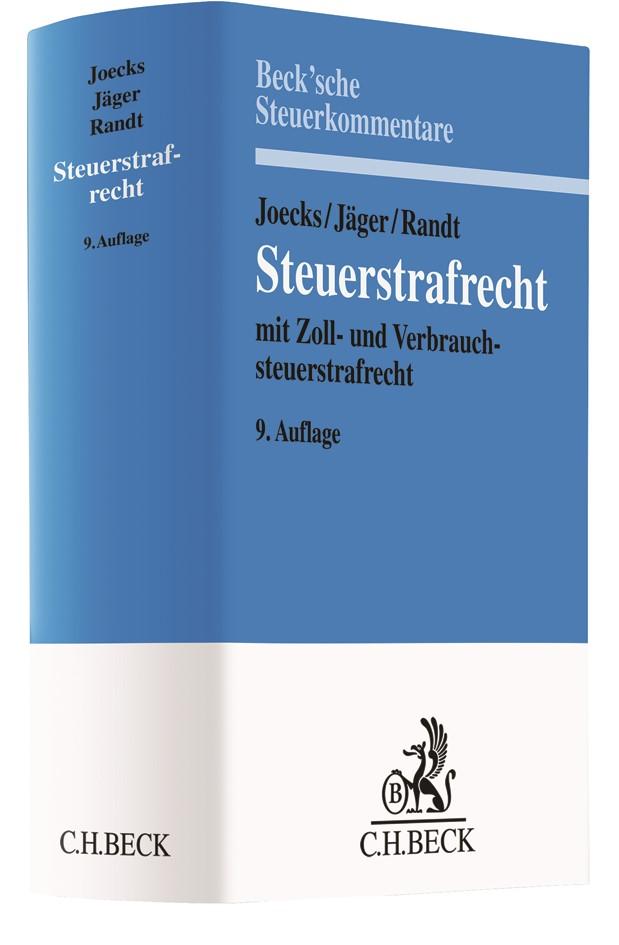 Steuerstrafrecht | Joecks / Jäger / Randt | 9. Auflage, 2019 | Buch (Cover)