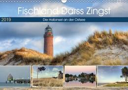 Abbildung von Gierok   Fischland Darß Zingst - Die Halbinsel an der Ostsee (Wandkalender 2019 DIN A3 quer)   5. Edition 2018   2018   Fischland, Darß, Zingst liegen...