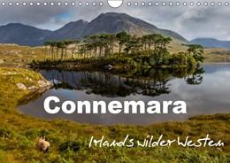 Abbildung von Böhme   Connemara - Irlands wilder Westen (Wandkalender 2019 DIN A4 quer)   5. Edition 2018   2018   Ursprünglich - Wild - Faszinie...
