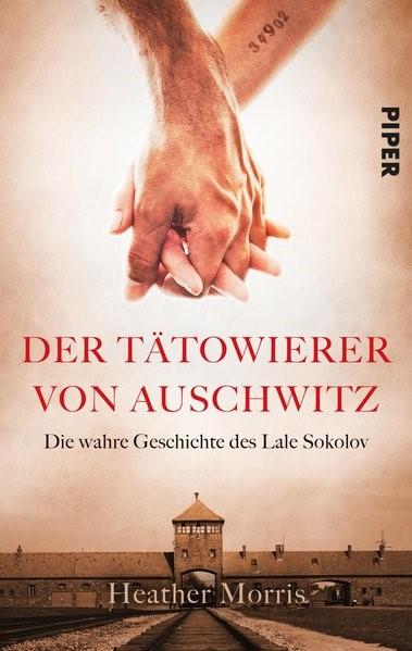 Der Tätowierer von Auschwitz   Morris, 2018   Buch (Cover)