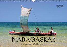 Abbildung von Boettcher | MADAGASKAR Tongasoa - Willkommen (Wandkalender 2019 DIN A3 quer) | 5. Edition 2018 | 2018 | Madagaskar - Bekannt für eine ...