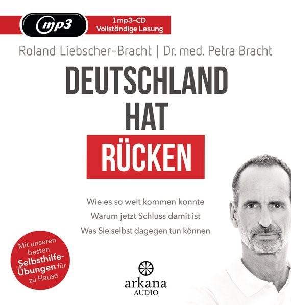 Deutschland hat Rücken | Bracht / Liebscher-Bracht, 2018 (Cover)