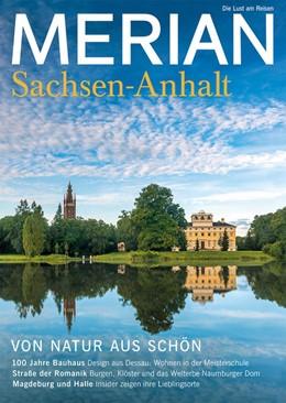 Abbildung von MERIAN Sachsen-Anhalt 09/2018   2018