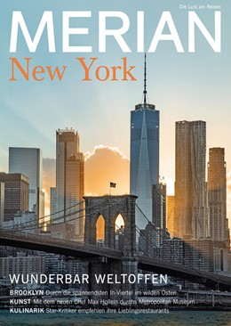 Abbildung von MERIAN New York 11/18 | 2018