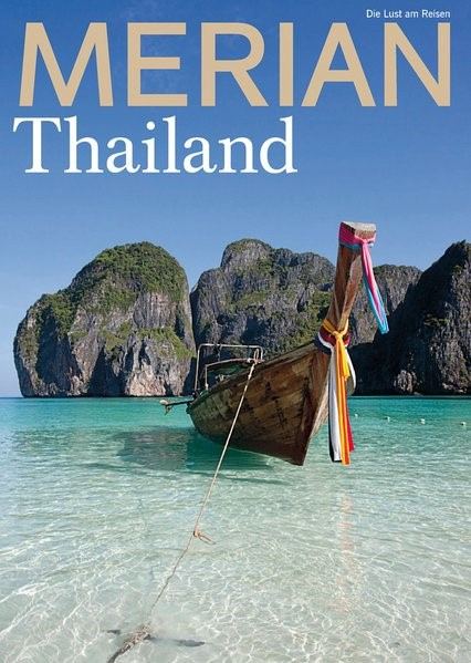 Abbildung von MERIAN Thailand 04/2019 | 2019