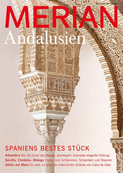 Abbildung von MERIAN Andalusien 10/2018 | 2018