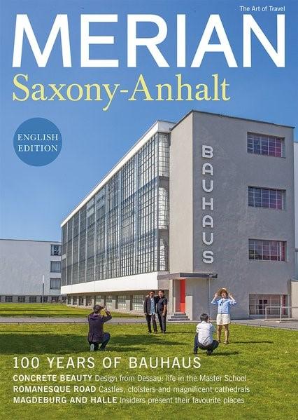 Abbildung von MERIAN Saxony-Anhalt engl.   2018