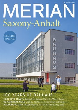 Abbildung von MERIAN Saxony-Anhalt engl. | 2018 | English Edition