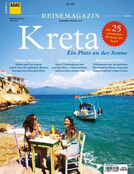 Abbildung von ADAC Reisemagazin Kreta | Neuauflage | 2018