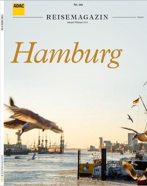 ADAC Reisemagazin Hamburg, 2018 | Buch (Cover)