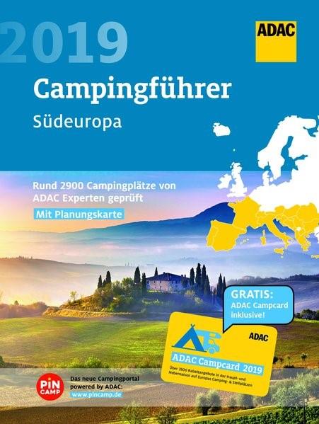 Abbildung von ADAC Campingführer Südeuropa 2019   2018