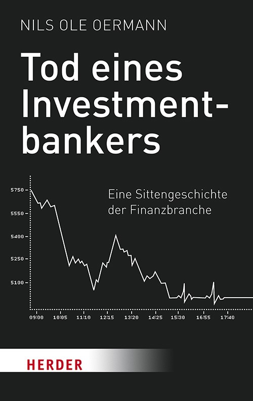 Tod eines Investmentbankers   Oermann, 2018   Buch (Cover)