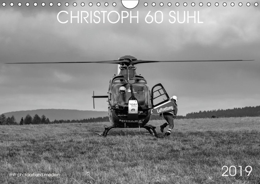 Christoph 60 Suhl (Wandkalender 2019 DIN A4 quer) | Heinz | 5. Edition 2018, 2018 (Cover)